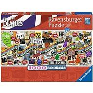 Ravensburger 150960 The Beatles Během let - Puzzle