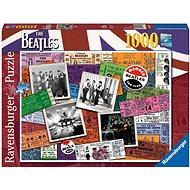 Ravensburger 197514 The Beatles: Lístky - Puzzle