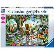 Ravensburger 198375 Dobrodružství v džungli - Puzzle