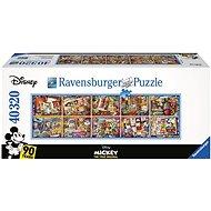 Ravensburger 178285 Mickey během let 40000 dílků - Puzzle