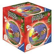 Ravensburger Vánoční 3D Puzzleball - 3D puzzle