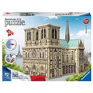 Ravensburger 3D 125234 Notre Dame 324 dílků - 3D puzzle