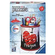 Ravensburger 3D 112258 Stojan na tužky I love Prague - 3D puzzle
