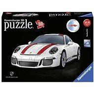 Ravensburger 3D 125289 Porsche 911R 108 Pieces - 3D Puzzle