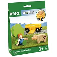 Brio World 33875 Farmářka - Příslušenství k vláčkodráze