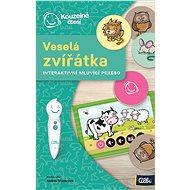 Kouzelné čtení - Hra Pexeso-Veselá zvířátka - Interaktivní hračka
