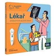 Kouzelné čtení Lékař - minikniha - Interaktivní hračka