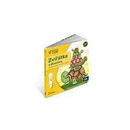 Kouzelné čtení - Zvířátka z divočiny - minikniha - Kniha pro děti