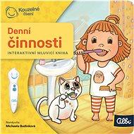 Kouzelné čtení - Domácí činnosti - minikniha - Kniha pro děti