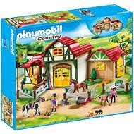Playmobil 6926 Velký ranč pro koně - Stavebnice