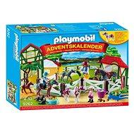 Playmobil 9262 Adventní kalendář Koňská farma - Stavebnice