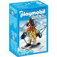 Playmobil 9284 Lyžař na lyžích - Stavebnice
