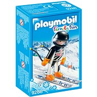 Playmobil 9288 Lyžař na sjezdových lyžích - Stavebnice