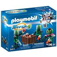 Stavebnice Playmobil 9411 Obyvatelé Sykronie