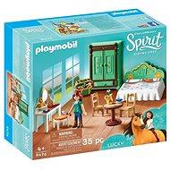 Playmobil 9476 Ložnice pro Lucky - Stavebnice