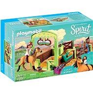 Playmobil 9478 Koňský box Lucky & Spirit - Stavebnice