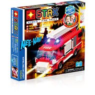 Light Stax Hybrid Light-up Fire Truck - Stavebnice