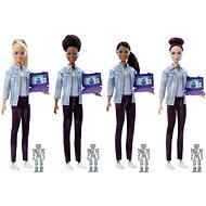 Barbie Inženýrka Robotiky - Panenka