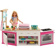 Barbie Ultimate Kitchen - Doll