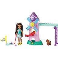 Barbie Chelsea Minigolf  - Panenka