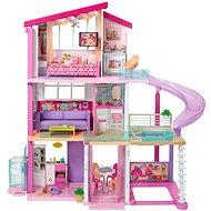 Barbie Dům snů se skluzavkou - Domeček pro panenky