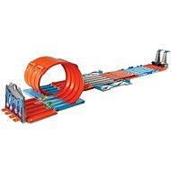 Hot Wheels Track Builder Závodní kufr - Autodráha