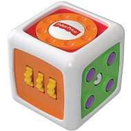 Fisher-Price Fidget Kostka s aktivitami - Interaktivní hračka