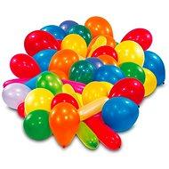 Amscan Balónky barevné 50 ks - Herní set