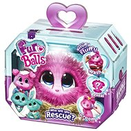 Fur Balls - Pink - Plush Toy