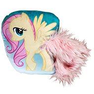 My Little Pony 3D polštář Fluttershy - Dekorace do dětského pokoje