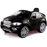 BMW X6 - černé - Dětské elektrické auto