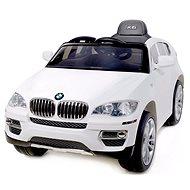 BMW X6 - bílé - Elektrické auto