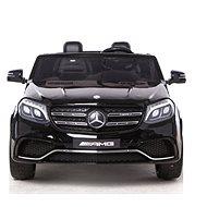 Mercedes-Benz GLS 63 - černé - Dětské elektrické auto