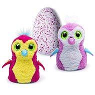 Hatchimals Pengualas růžová - Interaktivní hračka