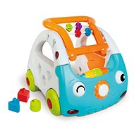B-Kids Walking Car 3 in 1 Discovery Car - Baby Walker