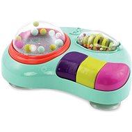 B-Toys Disco piáno Whirly Pop - Hudební hračka