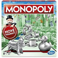 Monopoly New CZ - Board Game