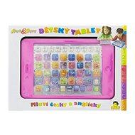 Made Dětský tablet, česko-anglický, 2 barvy - Dětský notebook