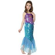 Šaty na karneval - Mořská panna vel. M - Dětský kostým