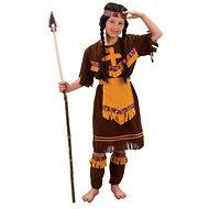 Šaty na karneval - Indiánka vel. M - Dětský kostým
