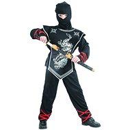 Šaty na karneval - Ninja vel. S - Dětský kostým