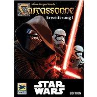 Carcassonne Star Wars rozšíření - Rozšíření společenské hry