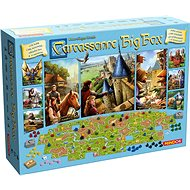 Carcassonne: Big Box 2017 - Board Game