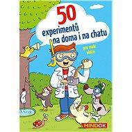 50 Experimentů na doma i na chatu - Společenská hra