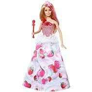 Barbie Jahůdková princezna - Panenka