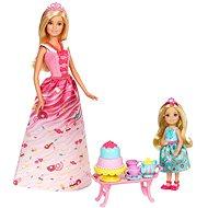 Barbie Sladký čajový dýchánek - Panenka