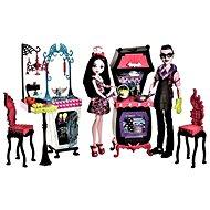 Mattel Monster High Draculaura a Drákula herní set - Herní set