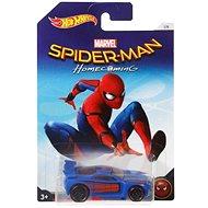 Hot Wheels Tématické Auto Marvel Spiderman - Auto