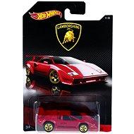 Hot Wheels Tématické Auto Lamborghini - Auto