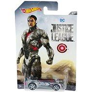 Hot Wheels Tématické Auto DC Justice League - Auto